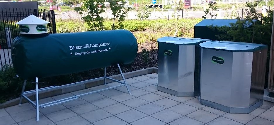 Food Composter - Food Waste Recycling Machine UK