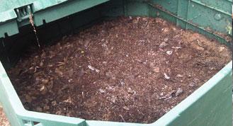 Healthy compost