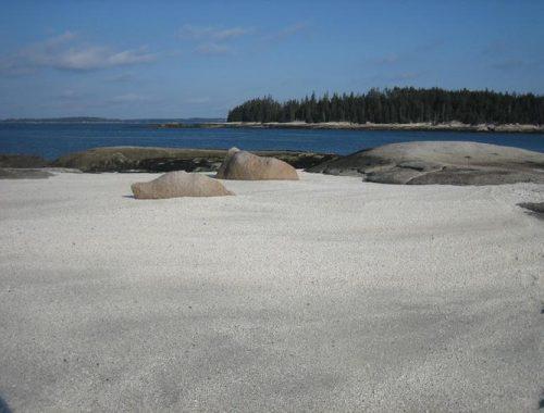 Spruce Island Maine