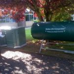 Ridan Composter at Diamond Learning Community School