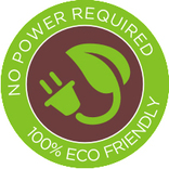 No Power Required Eco friendly composter
