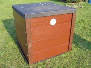 Scotty's Hotbox compost maturation box