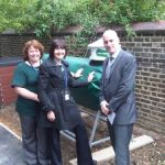 Barclay Primary School composting