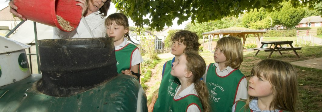 composting for schools