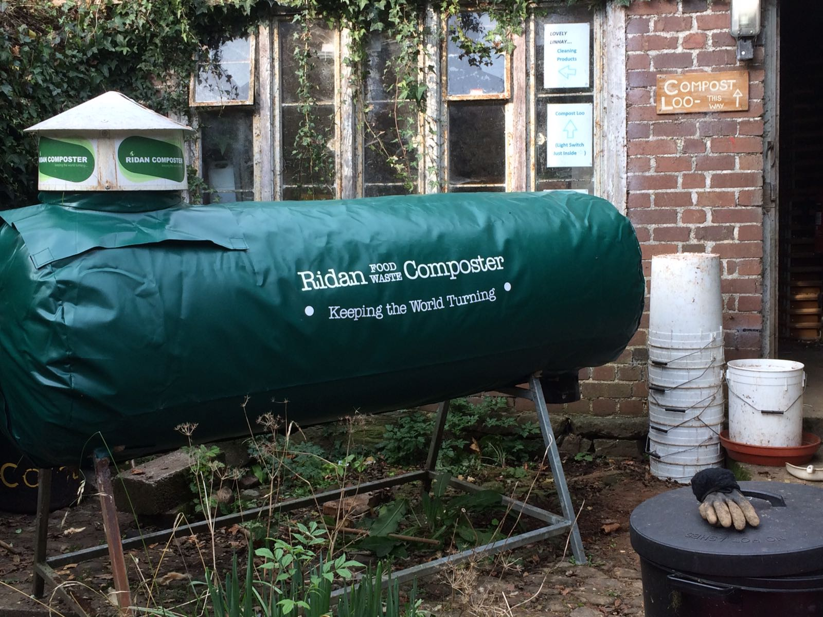 Commercial Food Waste Composter