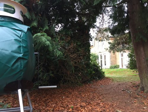 Food waste composter Ridan