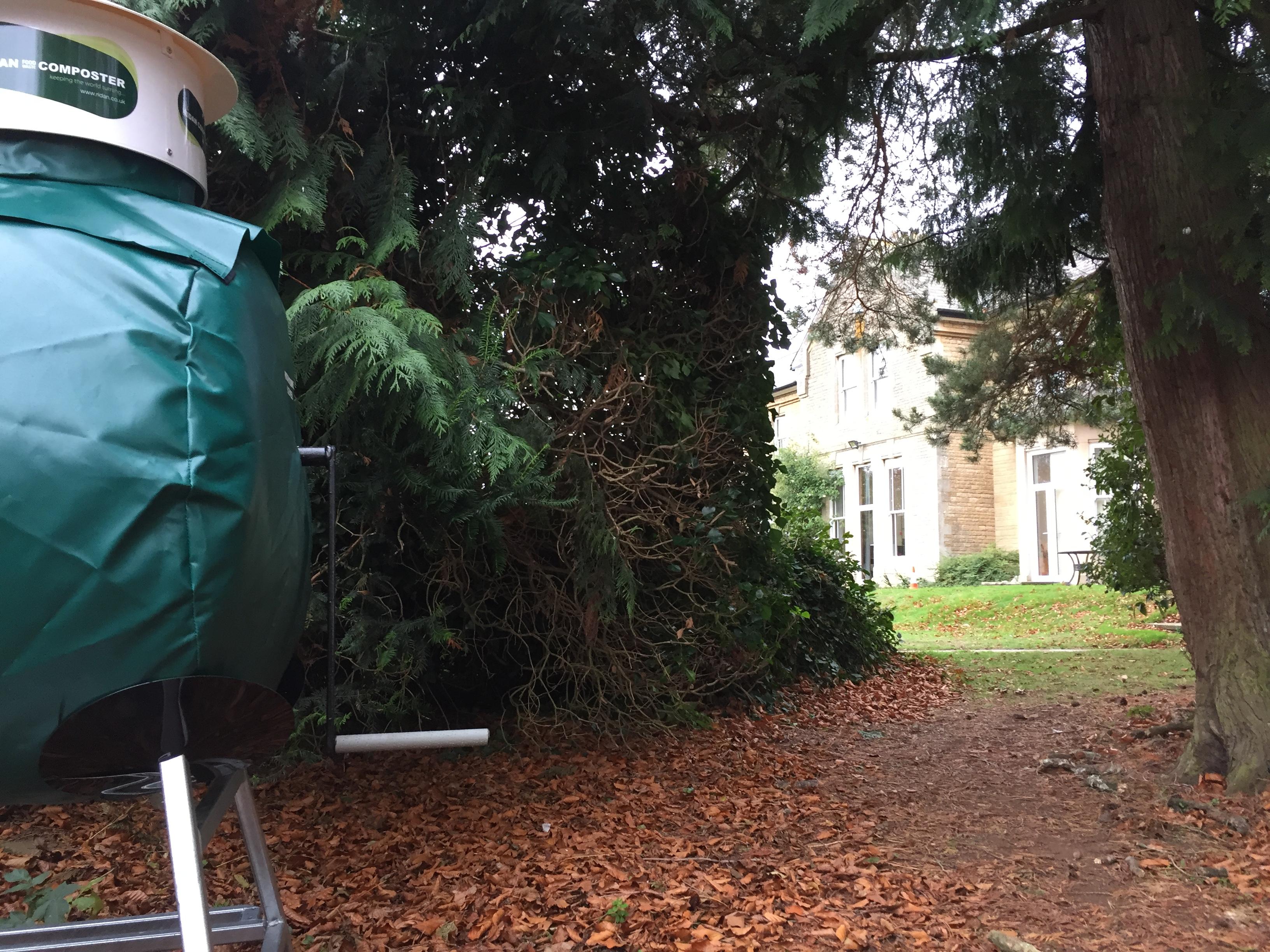 Food waste composter Ridan