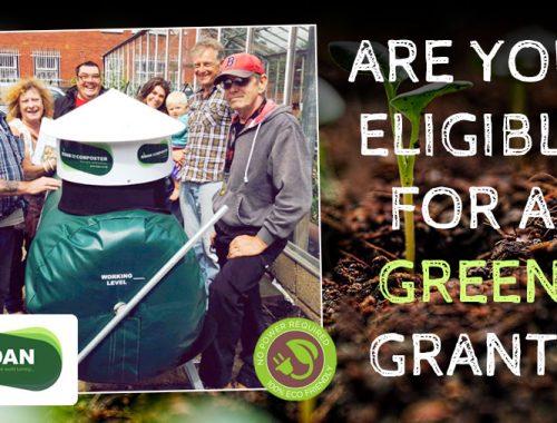 environmentally friendly grants